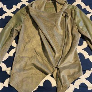 Amazing Olive Blank NYC jacket